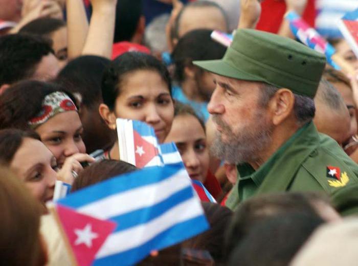 Gracias por todo, Fidel