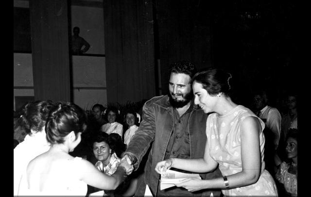 Fidel Castro: La lucha por la igualdad de la mujer (+Audio)