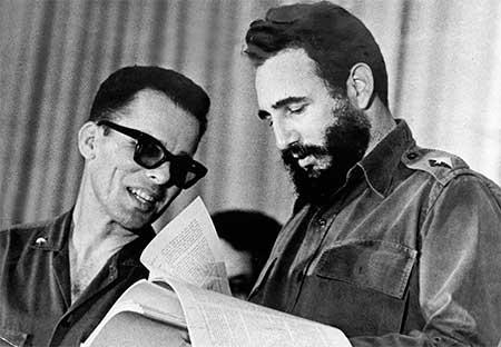 La conciencia hidráulica de Fidel Castro (+Audio)
