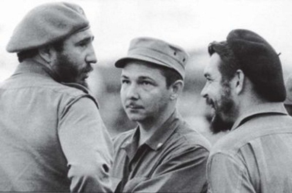 Fidel, Raúl and Che: shared ideals and dreams