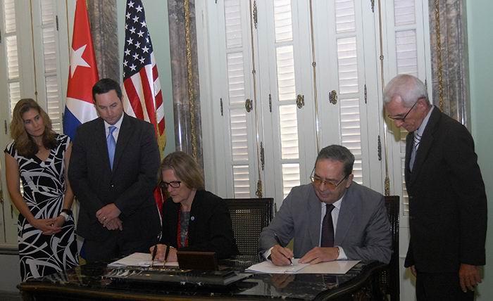 Cuba y Estados Unidos apuestan por la conservación y manejo de áreas marinas protegidas. Foto: Abel Rojas Barallobre.