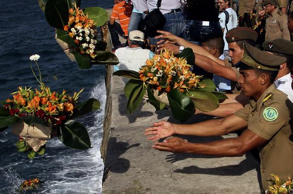 Rendirán homenaje a Camilo Cienfuegos en toda Cuba