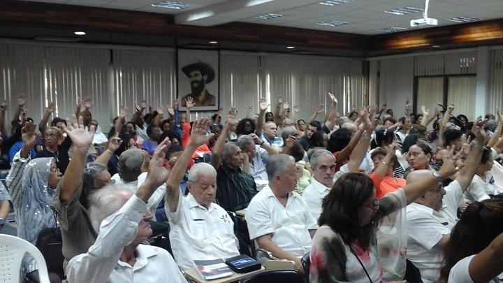 XIV Foro de la Sociedad Civil Cubana: una denuncia contra el bloqueo