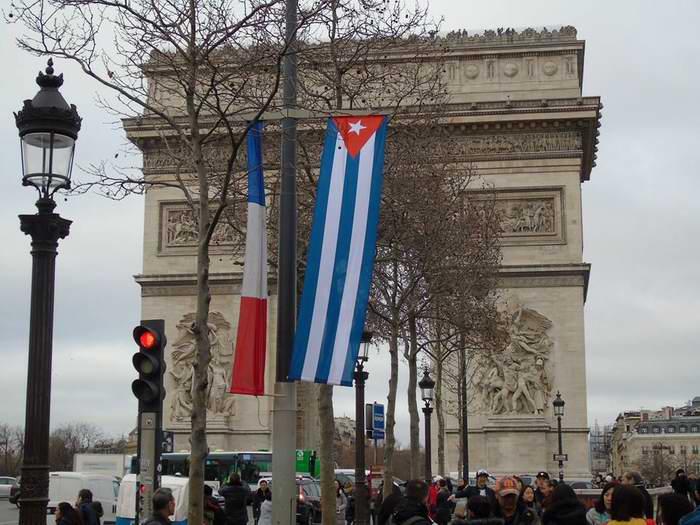 Se alista Francia para la visita de Estado del presidente Raúl Castro