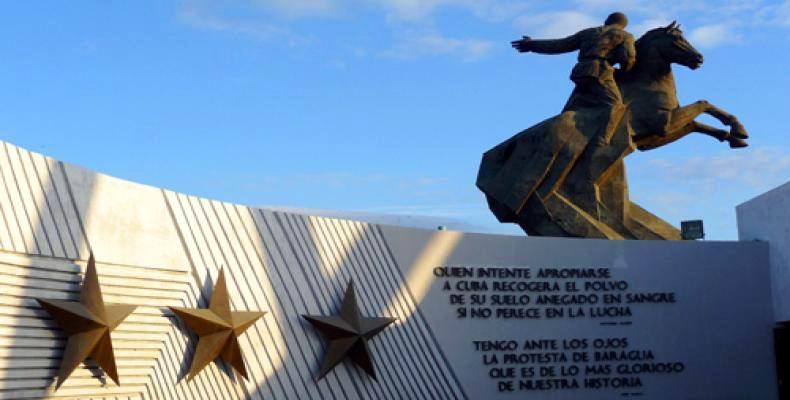 Plaza de la Revolución Antonio Maceo.