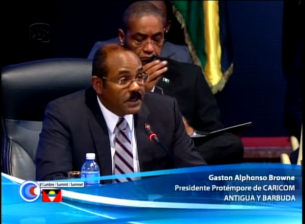 El Caribe por el cese del bloqueo de EE UU  a Cuba (+Audio)
