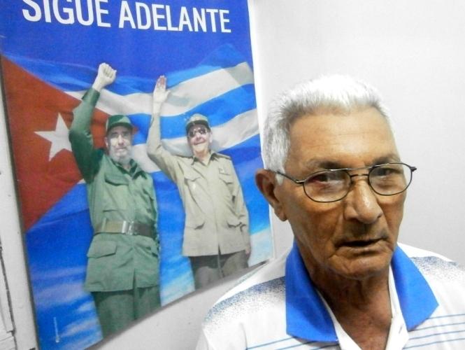 El General Verdecia, aquel guajirito que fue escolta de Fidel