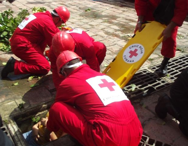 Amplia jornada en Camagüey por Día Mundial de la Cruz Roja