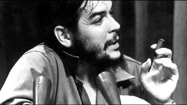 Che Guevara en Pino del Agua