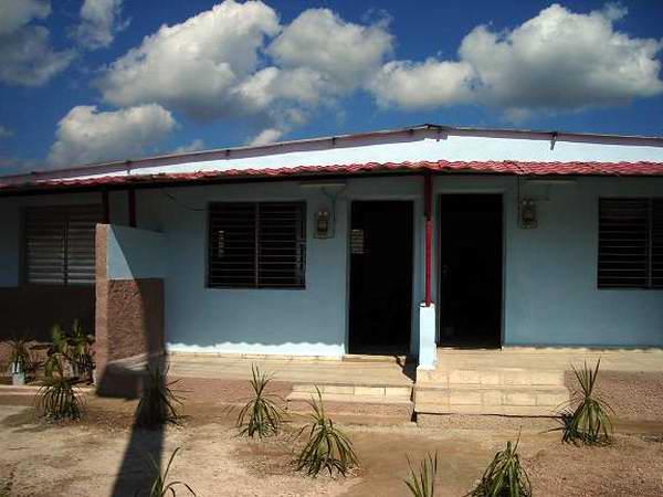 Viviendas recuperadas en Holguín tras el paso del huracán Sandy. Foto: Aroldo García