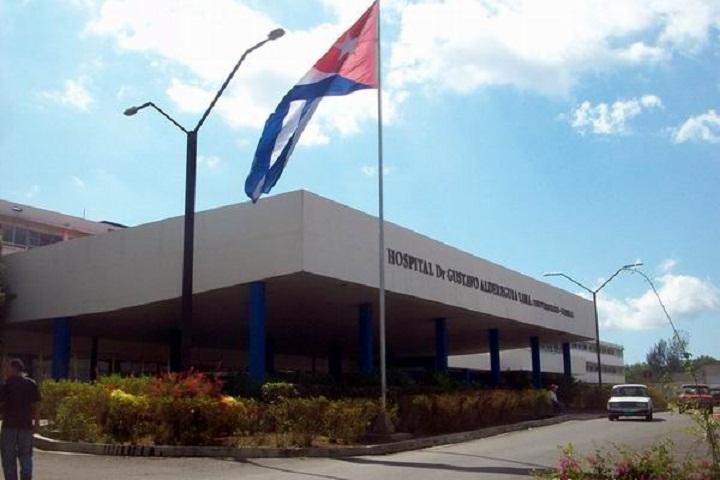 Hospital provincial Gustavo Aldereguía Lima, Cienfuegos
