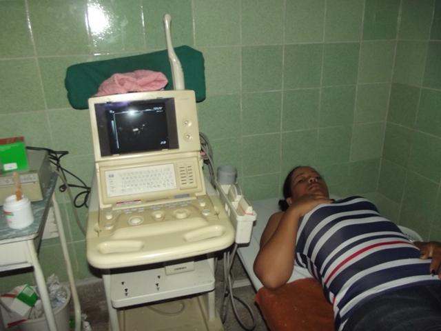 Las unidades de Salud Pública fueron remozadas y dotadas de modernos equipos.