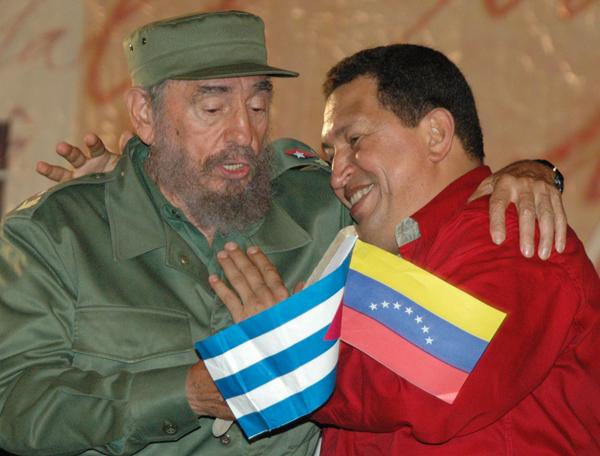 Afirman en Venezuela que las enseñanzas de Chávez y Fidel son la ruta del verdadero sistema socialista