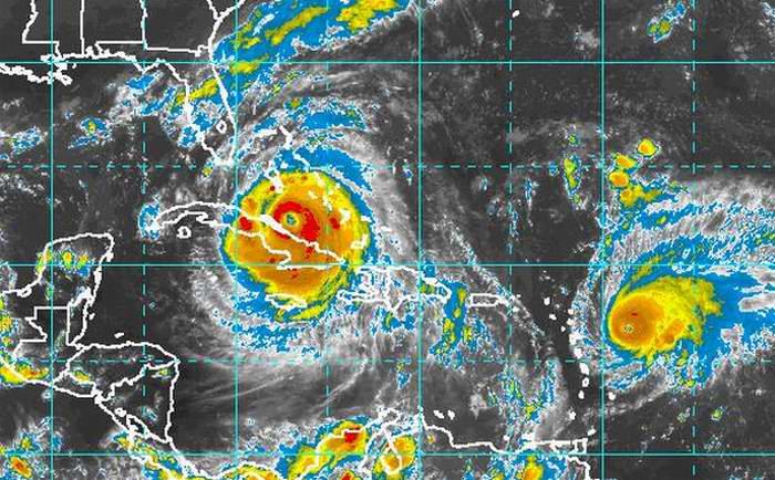El huracán Irma dejó otros 5 muertos y toca tierra en Cuba