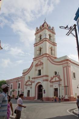 De Camagüey, Ciudad de las Iglesias, ¡La Merced!