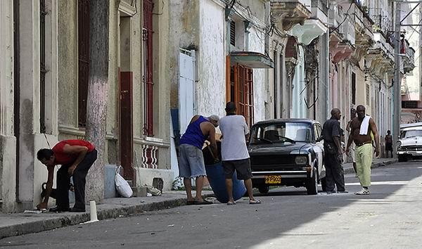 Indisciplinas sociales y criterios socializables. Foto: Ariel Fernández Santos