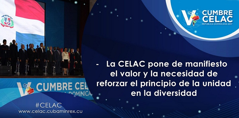 CELAC approves the Political Declaration of Punta Cana