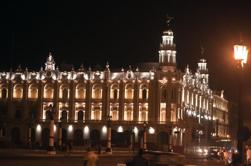Hotel Inglaterra. Mi Habana - Foto galería. Foto: Faustino Delgado Alvarez