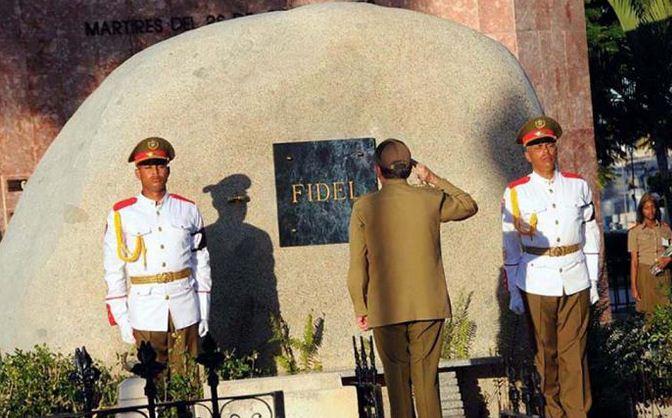 Fidel Castro rests for eternity in Santiago de Cuba