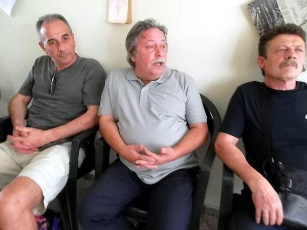Integrantes de la XXX Brigada de Trabajo Voluntario Giovanni Ardizzone en Las Tunas.