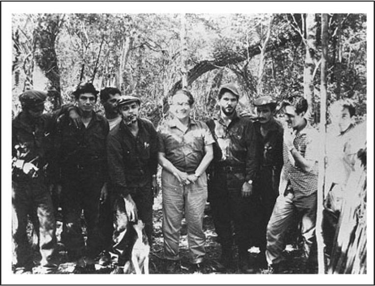 Che Guevara y los beneficios de la Ley de Reforma Agraria