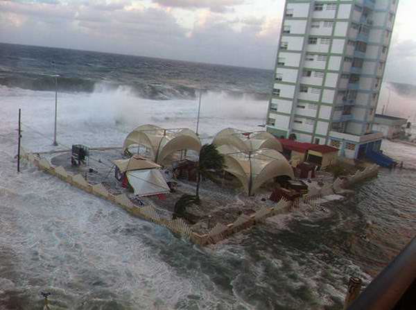 En La Habana, taller sobre Cambio Climático y Reducción de Riesgo de Desastres