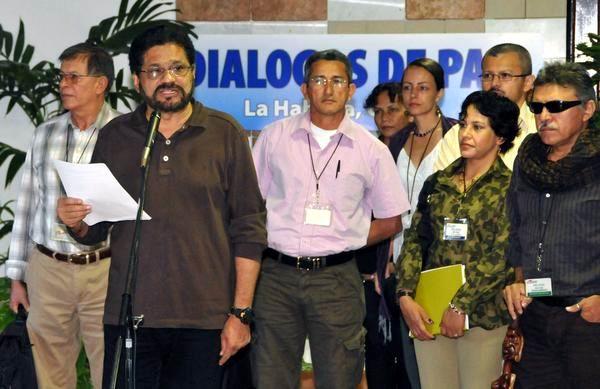 Proponen FARC-EP reforma rural y agraria en reinicio de diálogo de paz