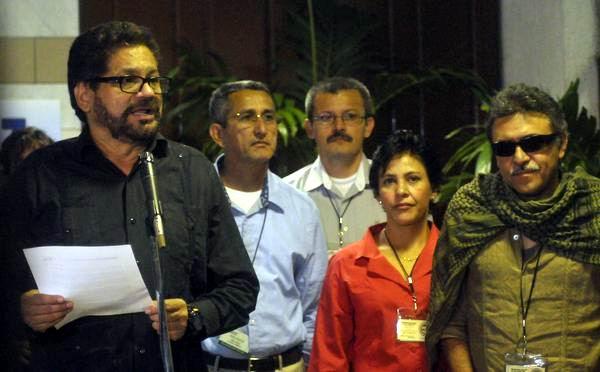 Reitera guerrilla colombiana necesidad de un cese bilateral del fuego