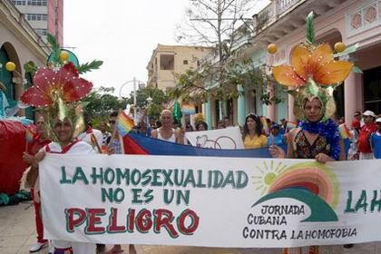 Celebrarán en Cuba jornada contra la homofobia y la transfobia