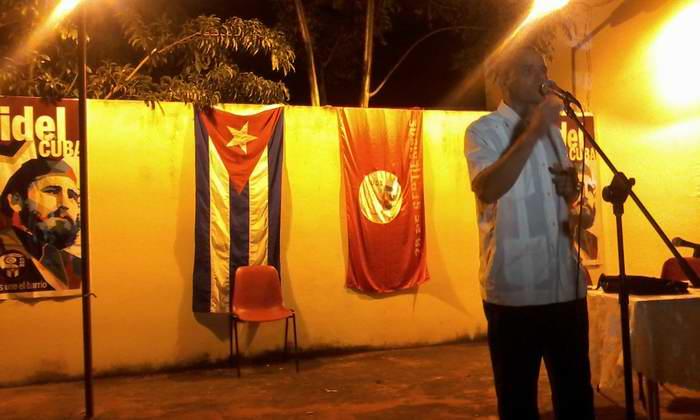 Inicia en Mayabeque jornada de debate antiimperialista (+Audio)