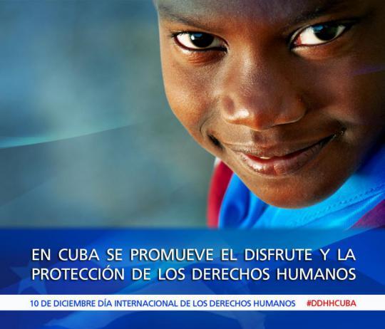 Cubanos celebran sus derechos