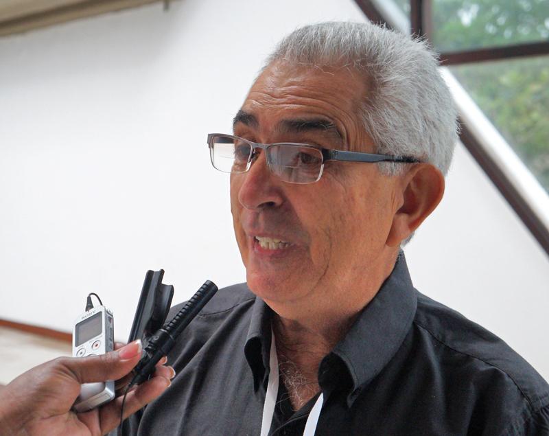 especialista de Metrología y gestión de la calidad de la provincia de Villa Clara, José Luis Arias Carrazana,