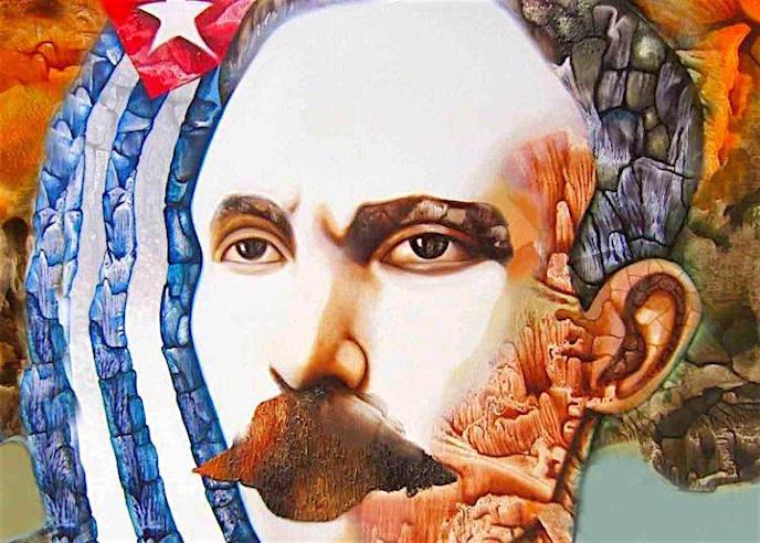 Proyecto de Constitución en Cuba, palabra con ala y color