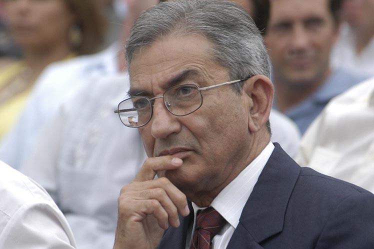 Llama Jos� Ram�n Balaguer en Per� a enfrentar el neoliberalismo (+ Audio)