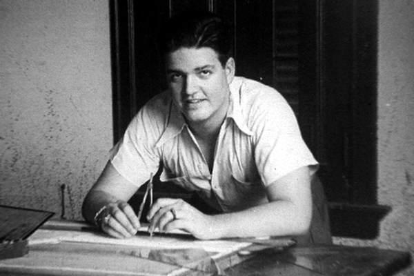 Tributo a José Antonio Echeverría en su casa natal