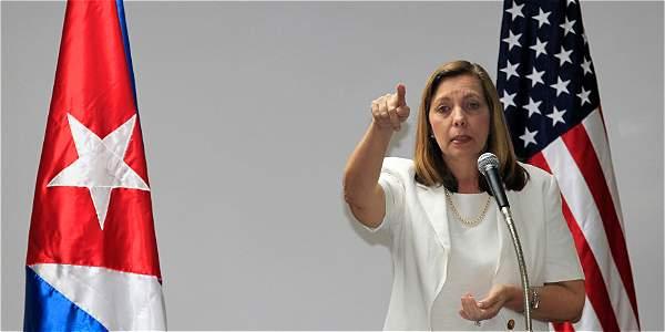 Tomará tiempo normalizar las relaciones de Cuba y EE.UU., afirmó Josefina Vidal