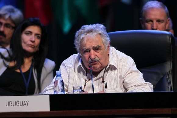 Brillante intervención de José Pepe Mujica, Presidente de Uruguay, en la II CUmbre de la Celac. Foto Ismael Francisco