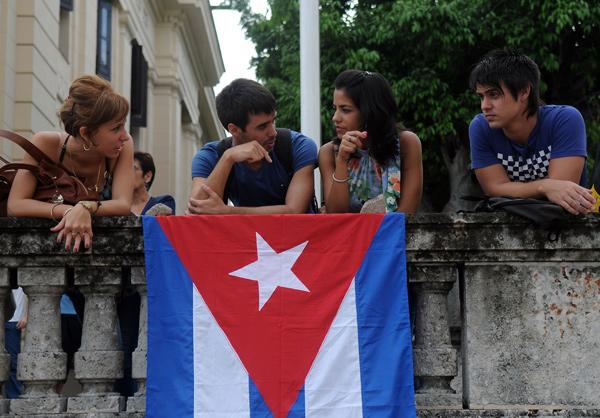 La juventud cubana con nuevos retos. Foto: Raúl Pupo