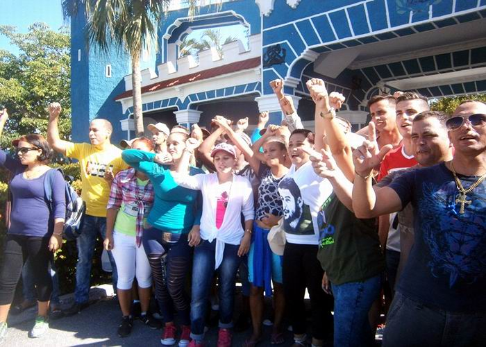 Youth and Students Festival Concludes in Cienfuegos
