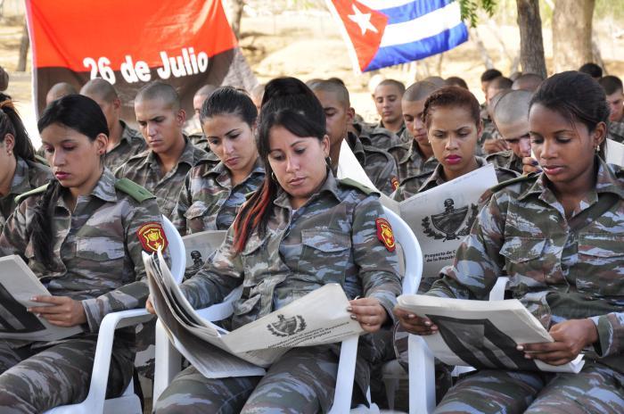 Cuba, su juventud y el 24 de febrero