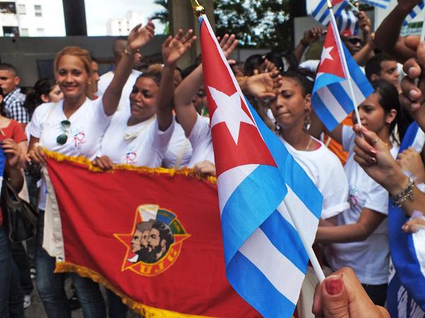 Anuncian actividades por aniversario 55 de la Unión de Jóvenes Comunistas