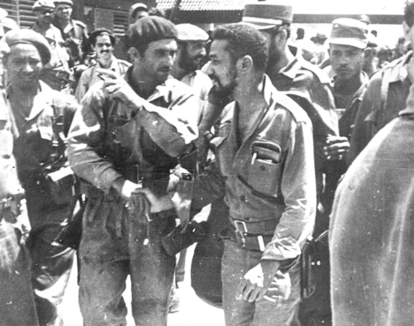 Juan Almeida: combatir al imperialismo con las armas y desde el adoctrinamiento