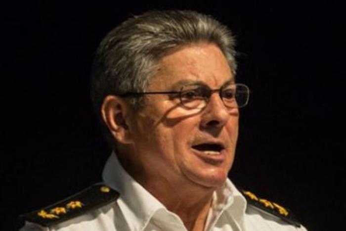 Falleció el Vicealmirante Julio Cesar Gandarilla Bermejo