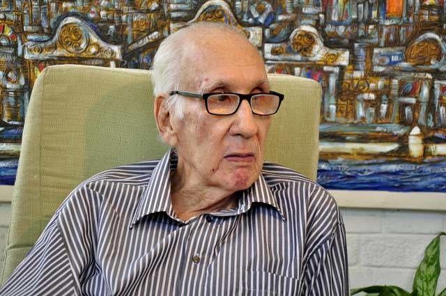 Falleció Julio García Oliveras, combatiente del 13 de Marzo
