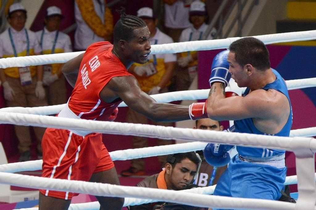 Julio César La Cruz: traer la medalla de oro de Tokio es nuestro objetivo