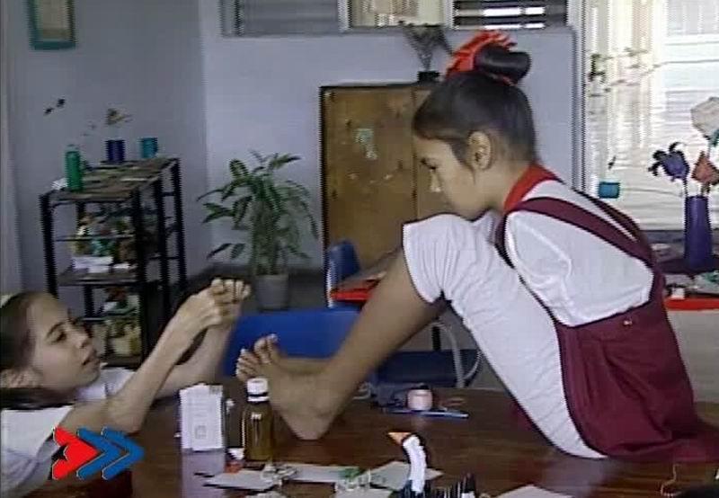 Conversación con niños de un lugar santo. Escuela Solidaridad con Panamá.