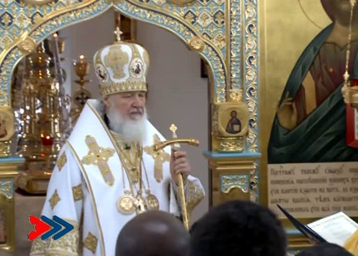 Patriarca Kirill: voy a rezar por el pueblo cubano