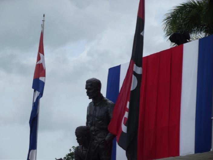 Lista Plaza de la Revolución Mayor General Serafín Sánchez  para celebrar  acto nacional  por el  26  de Julio
