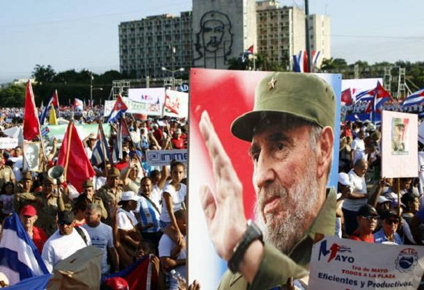 En el desfile de la unidad estará el legado de Fidel (+Audio)