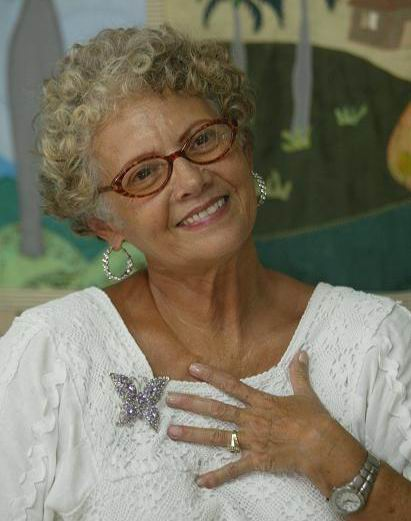 Lizette Vila, realizadora cubana Lizette Vila, del Proyecto Palomas
